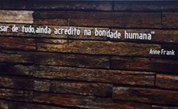 Vista ao Museu do Holocausto