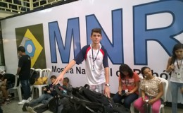 Mostra Nacional de Rob�tica USP S�o Carlos SP